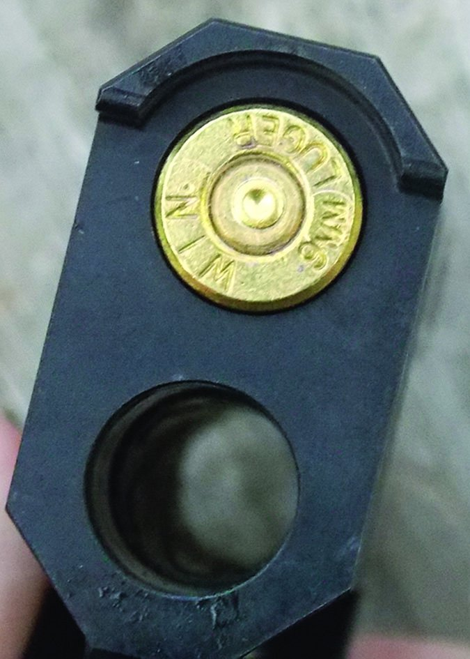 DoubleTap Defense Tactical Derringer with Winchester USA ammo