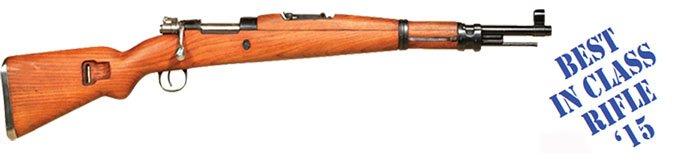 Mitchell's Mauser M48 8x57mm rifle