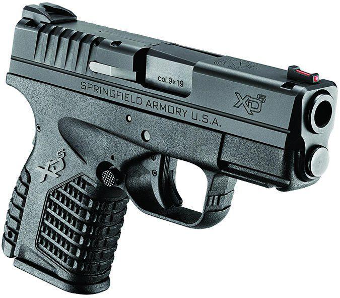 Springfield Armory XD-S 3.3 XDS9339B pistol