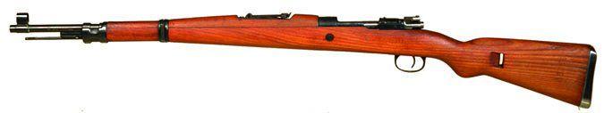 Mitchell's Mauser M48 8x57mm