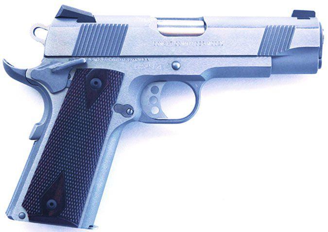 Colt Commander XSE O4012XSE 45 ACP
