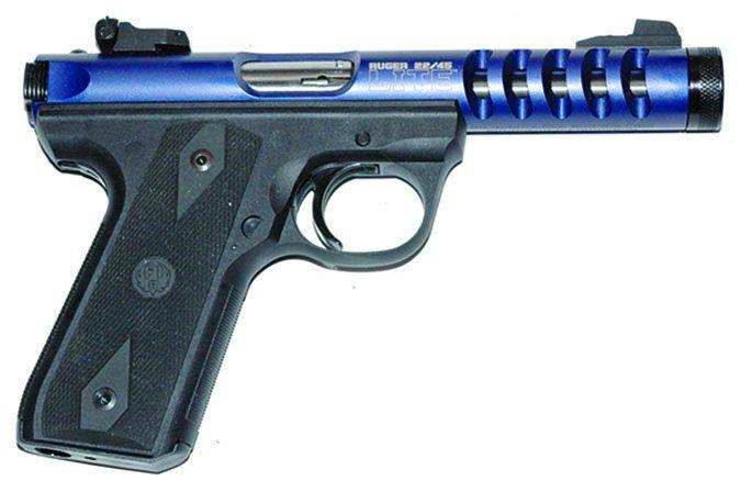 Ruger 22/45 Lite 3908 22 LR