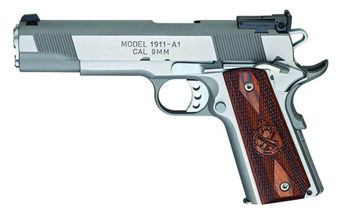 Springfield Armory Loaded Target PI9134LP 9mm Luger