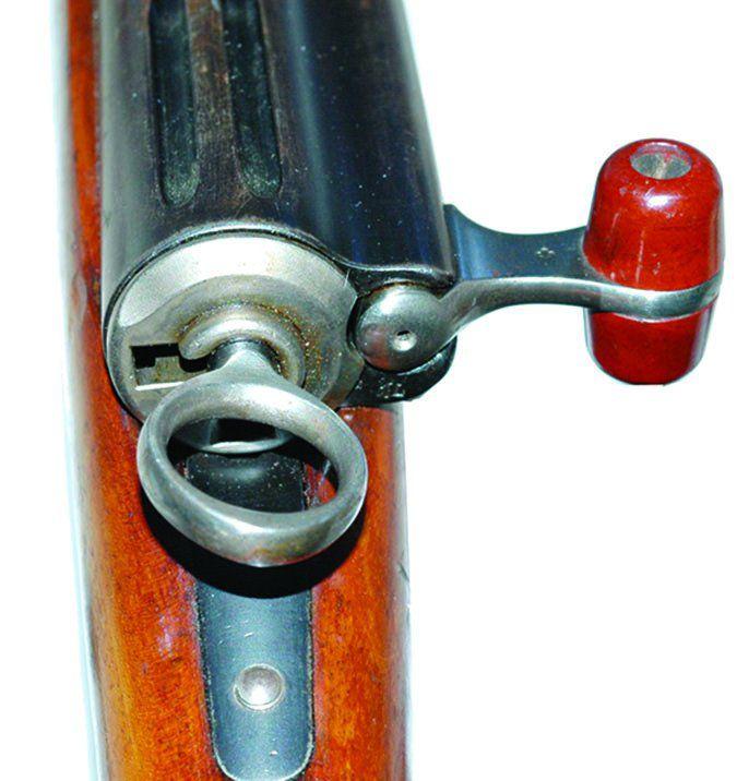 Schmidt-Rubin Model 1911 trigger pull