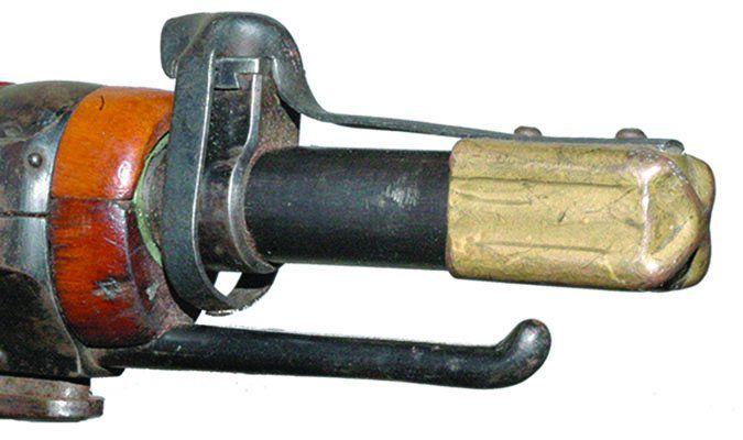 Schmidt-Rubin Model 1911 muzzle cover