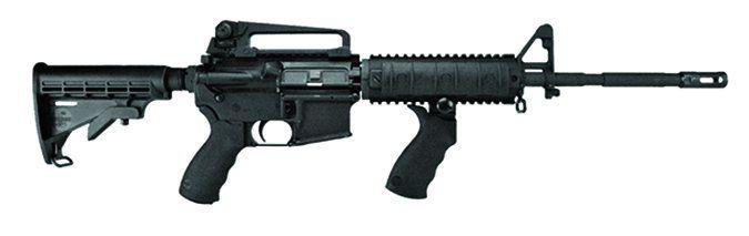 Bushmaster Patrolman carbine
