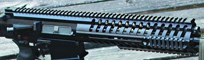 Patriot Ordnance Factory P308-20 Gen3 handguard