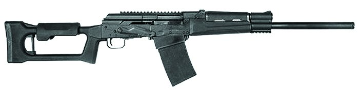 Century Arms Catamount Fury II SG1875-N