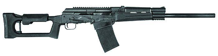 Century Arms Catamount Fury II SG1875-N