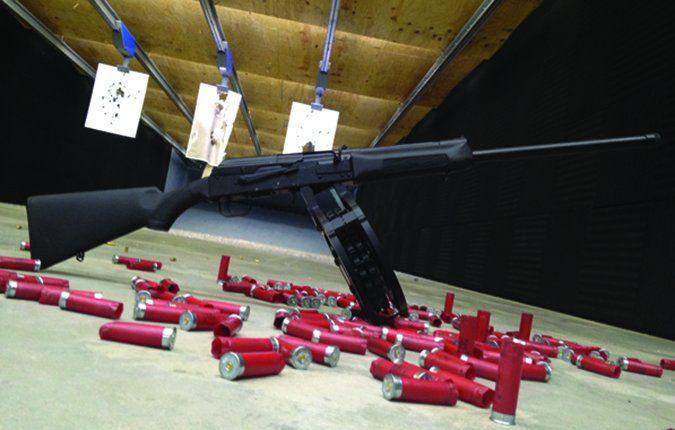 Kalashnikov gun