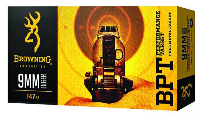 Browning BPT Performance Target Ammunition