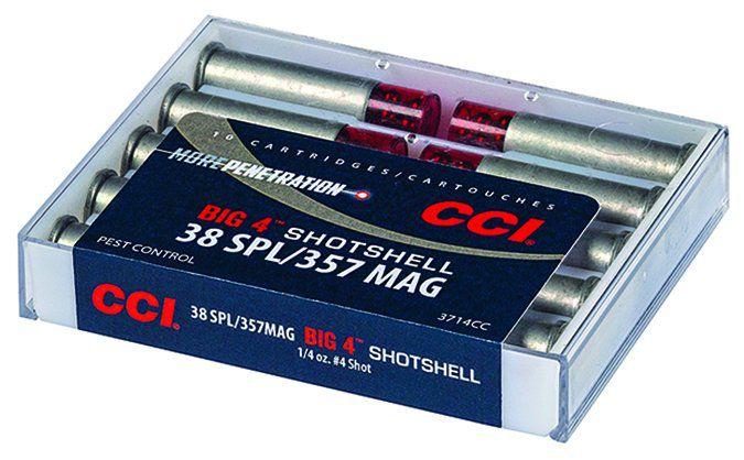 CCI Big 4 10-Round Packs