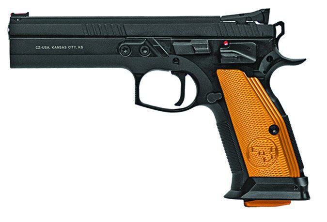 CZ-USA Tactical Sport Orange