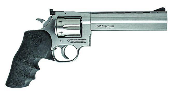 Dan Wesson Pistol Pack Wheel Gun