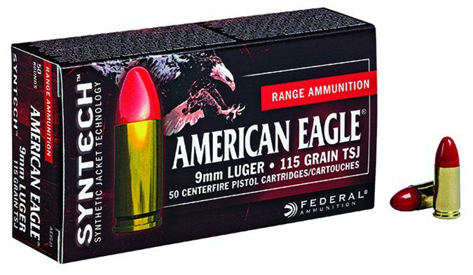 Federal's American Eagle Syntech Bullet Line
