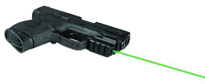 LaserMax Spartan Laser for handgun accessory rails