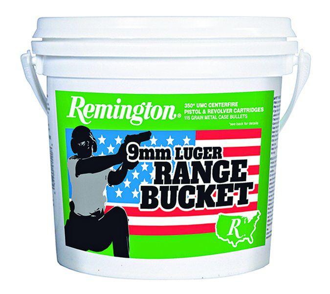 Remington Range Bucket 9mm