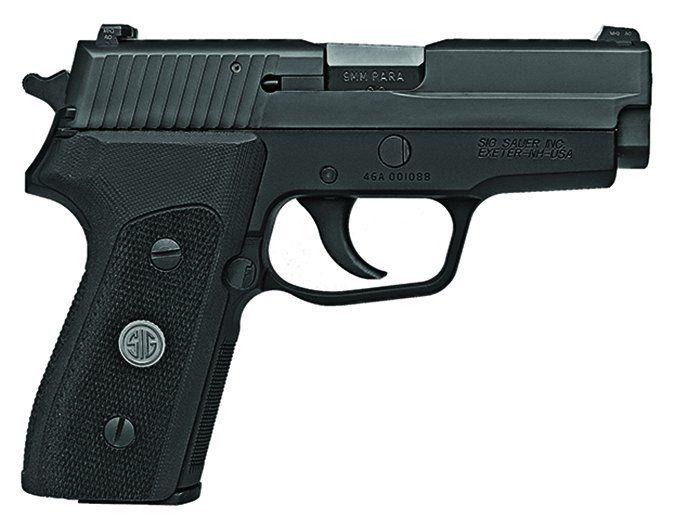 SIG Sauer P225A 9mm Luger Nitron finish