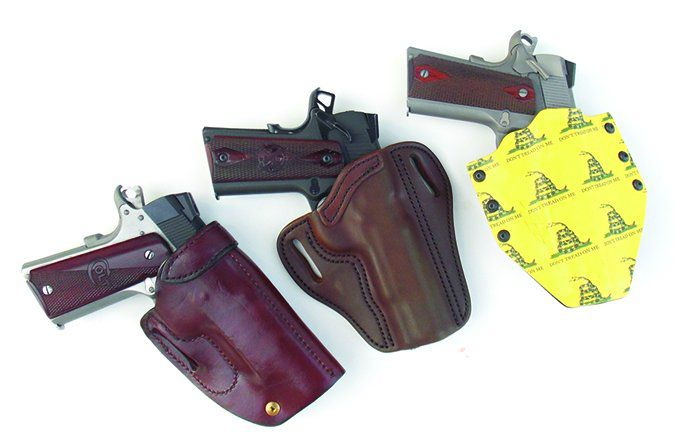 1911 holsters