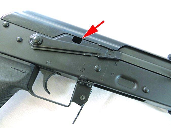 Century arms RAS47 Magpul-Zhukov