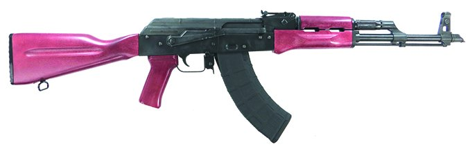 Palmetto State Armory AK-47 Gen2 Classic Red