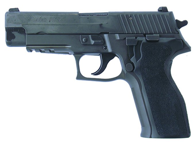 SIG Sauer P226R Factory-Certified