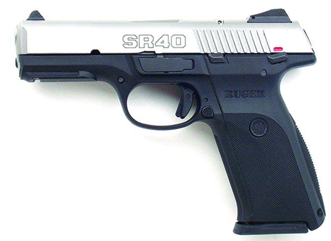 Ruger SR40 3470 40 S&W