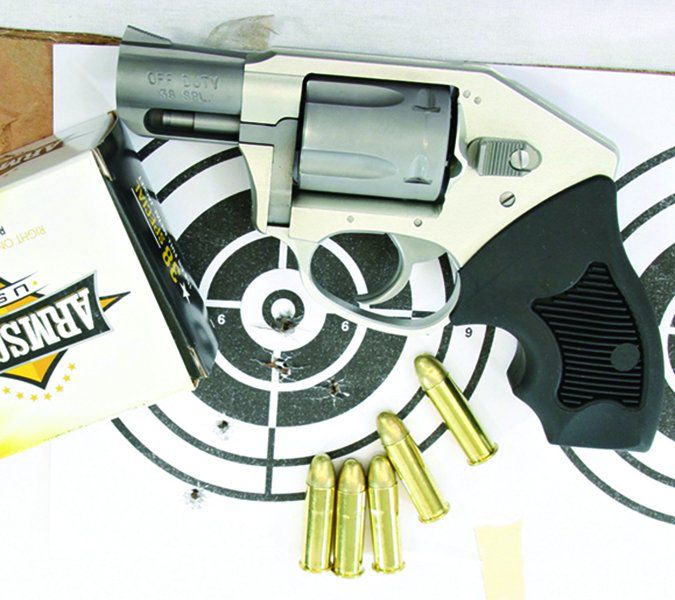Charter Arms Off Duty 53811 38 Special
