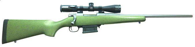 Howa Alpine Mountain Package rifle