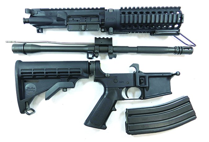 Windham Weaponry Model RMCS-4