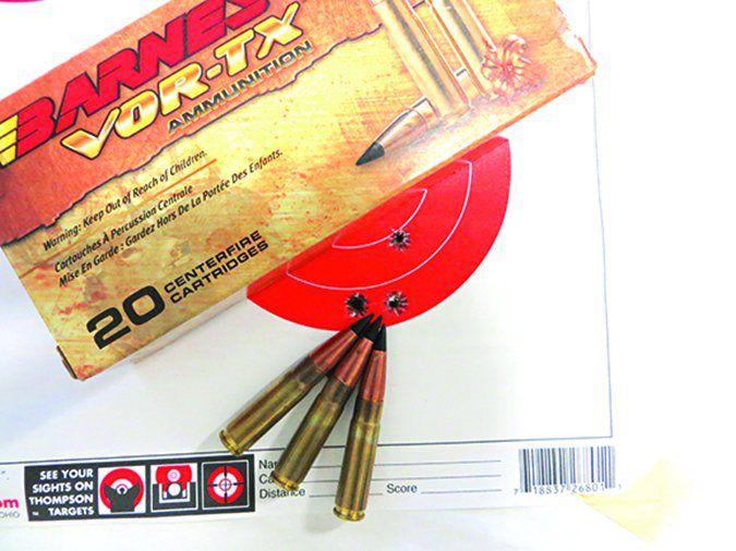 Barnes 300 AAC BLK ammo