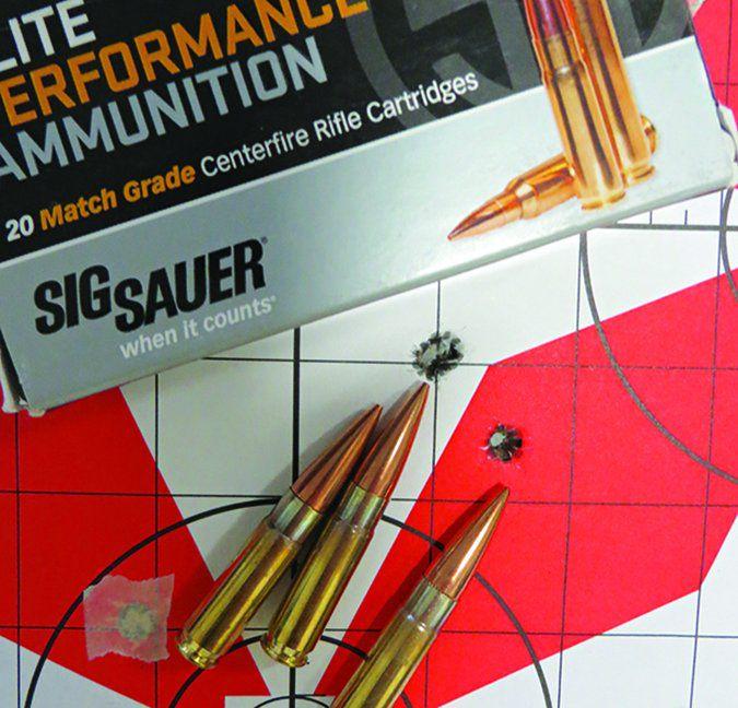 SIG Elite ammunition