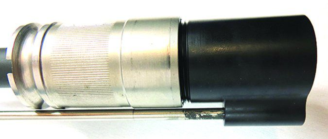 DRD Tactical CDR-15 5.56mm NATO barrel chamber