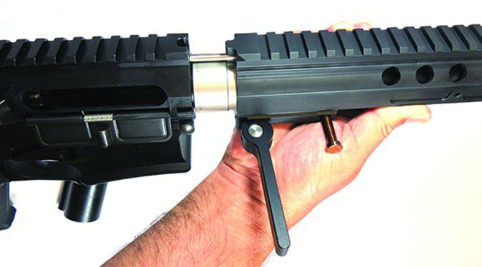 DRD Tactical CDR-15 5.56mm NATO handguard