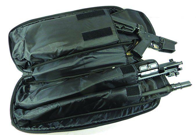 Ruger SR-556 Takedown 5924 5.56mm NATO knapsack
