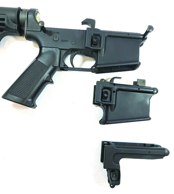 Windham Weaponry RMCS-4 5.56mm NATO magazine wells