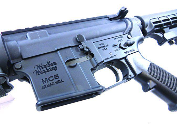 Windham Weaponry RMCS-4 5.56mm NATO