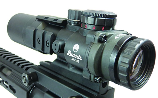 Burris AR-332 optic