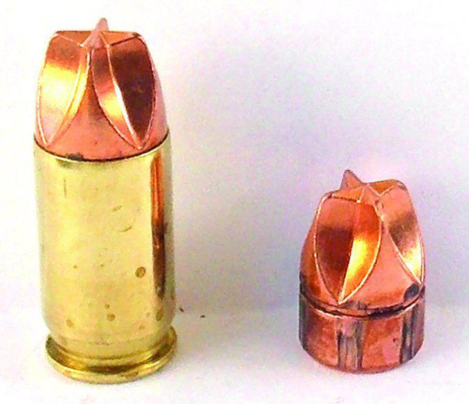 Black Hills Ammunition Xtreme Defense bullet