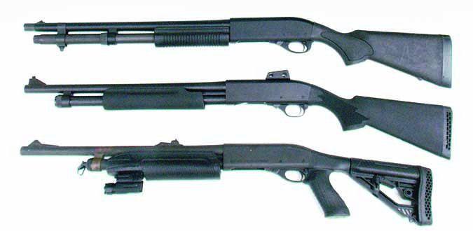 Remington Express Tactical 12-Gauge Pump Action