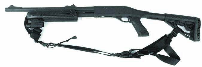 $346; the Chinese-made IAC Hawk 982 12-Gauge Pump Action