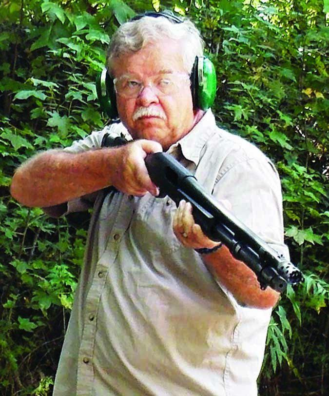 Remington front sight bead