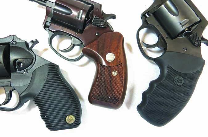 snubnose revolver grips