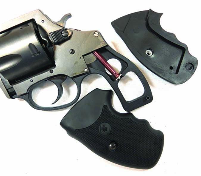 Charter Arms Pitbull Model 64520 45 ACP