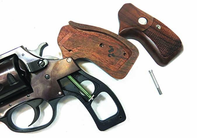 Charter Arms Bulldog Classic Model 34431 44 Special