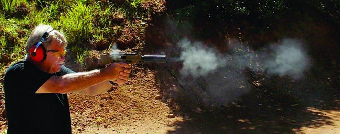 MasterPiece Arms Defender Pistol MPA30DMG 9mm Luger