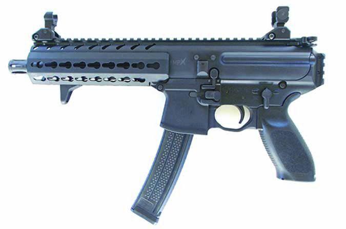 MasterPiece Arms Defender Pistol MPA30DMG 9mm Luger pattern