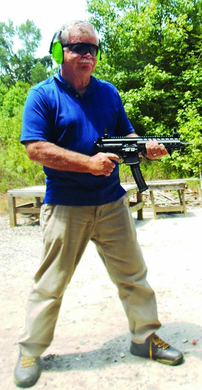 SIG Sauer MPX-P 9mm Luger