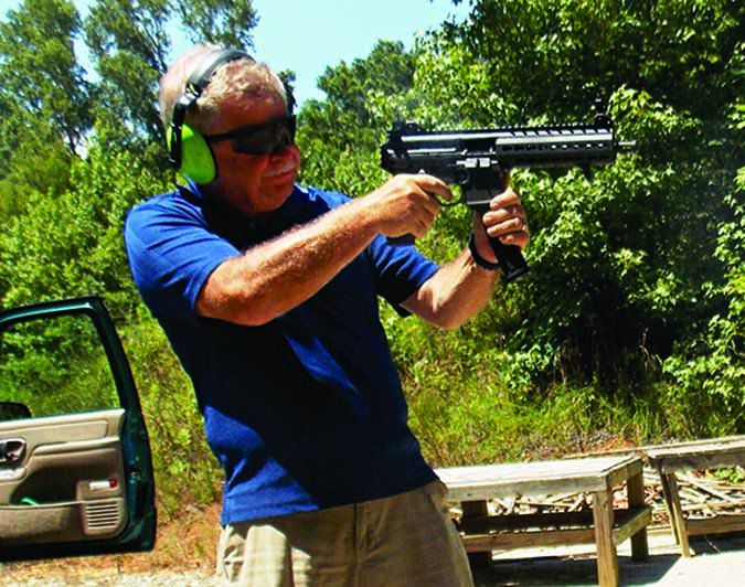 SIG Sauer MPX-P 9mm Luger plastic magazine