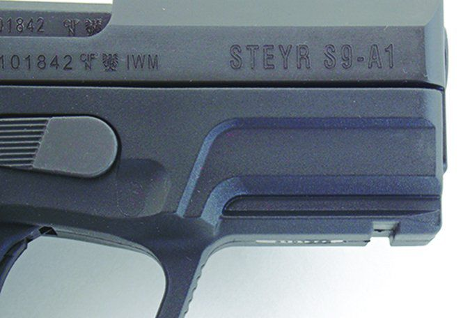 Steyr S9-A1 9mm Luger